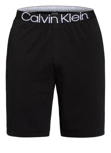 Calvin Klein Lounge-Shorts CK RECONSIDERED, Farbe: SCHWARZ (Bild 1)