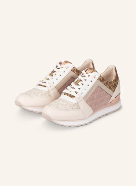 MICHAEL KORS Plateau-Sneaker BILLIE, Farbe: 278 light cream Multi (Bild 1)