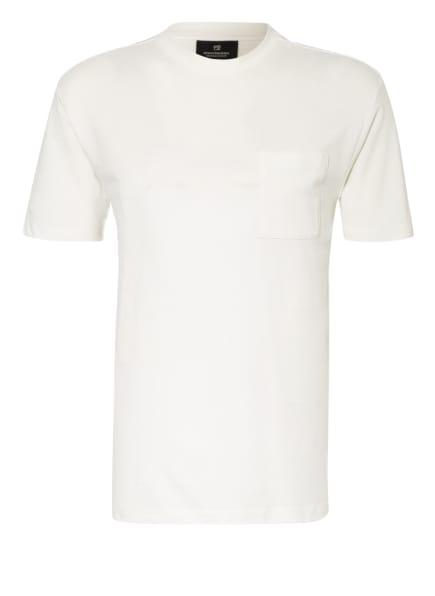 SCOTCH & SODA Piqué-Shirt, Farbe: WEISS (Bild 1)