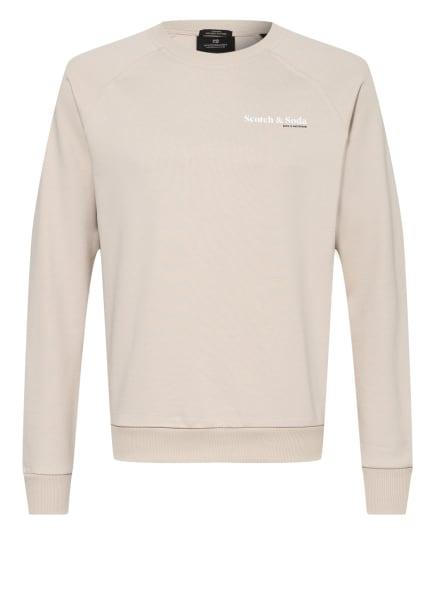 SCOTCH & SODA Sweatshirt, Farbe: CREME (Bild 1)