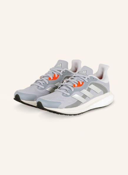 adidas Laufschuhe SOLARGLIDE 4 ST, Farbe: HELLGRAU (Bild 1)