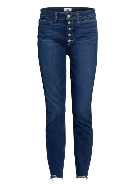 PAIGE Skinny Jeans HOXTON ANKLE, Farbe: 3548 STAR SIGN (Bild 1)