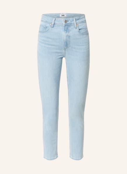 PAIGE 7/8-Jeans SARAH, Farbe: 4715 SUNBLEACHED DISTRESSED (Bild 1)