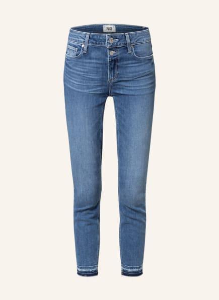 PAIGE Skinny Jeans VERDUGO CROP, Farbe: 4104 LAILA (Bild 1)