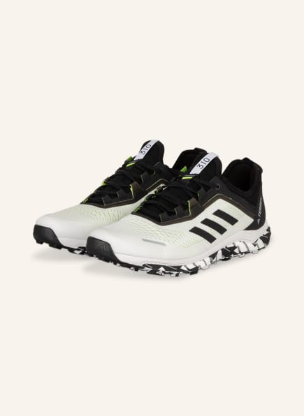 adidas Trailrunning-Schuhe TERREX AGRAVIC FLOW, Farbe: WEISS/ SCHWARZ (Bild 1)