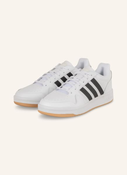 adidas Sneaker POSTMOVE, Farbe: WEISS/ SCHWARZ (Bild 1)
