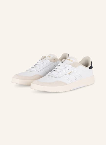 adidas Sneaker COURTPHASE, Farbe: WEISS (Bild 1)