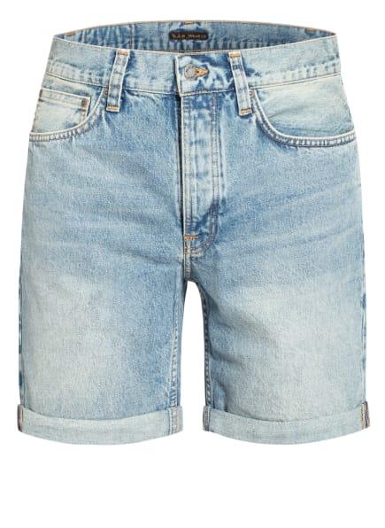 Nudie Jeans Jeans-Shorts JOSH Regular Fit, Farbe: Light Depot Denim (Bild 1)