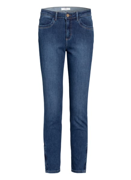 BRAX Skinny Jeans SHAKIRA, Farbe: 25 USED REGULAR BLUE (Bild 1)