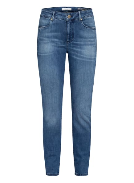 BRAX Skinny Jeans ANA, Farbe: 16 USED WATER BLUE (Bild 1)