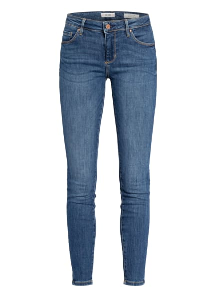 GUESS Skinny Jeans ANNETTE, Farbe: CRM2 CARRIE MID (Bild 1)