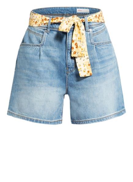 s.Oliver RED Jeans-Shorts, Farbe: 55Z6 blue stret (Bild 1)