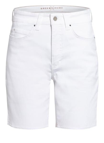 MAC Jeans-Shorts, Farbe: D010 WHITE (Bild 1)