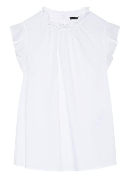 SET Blusenshirt, Farbe: WEISS (Bild 1)