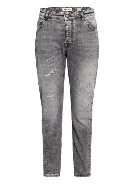 tigha Jeans BILLY THE KID 9941 Slim Tapered Fit, Farbe: 702 light grey (Bild 1)