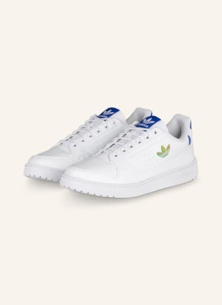 adidas Originals Sneaker NY 90, Farbe: WEISS/ BLAU (Bild 1)