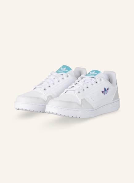 adidas Originals Sneaker NY 90, Farbe: WEISS/ MINT (Bild 1)