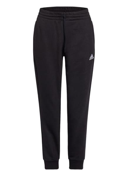 adidas 7/8-Sweatpants ESSENTIALS, Farbe: SCHWARZ (Bild 1)