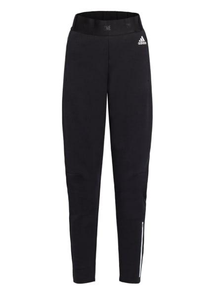 adidas Sweatpants Z.N.E. SPORTSWEAR, Farbe: SCHWARZ (Bild 1)