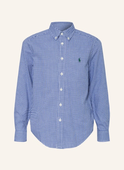 POLO RALPH LAUREN Hemd, Farbe: WEISS/ BLAU (Bild 1)