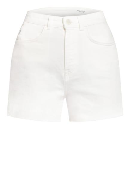 Marc O'Polo DENIM Jeans-Shorts, Farbe: P38 multi/bright white (Bild 1)