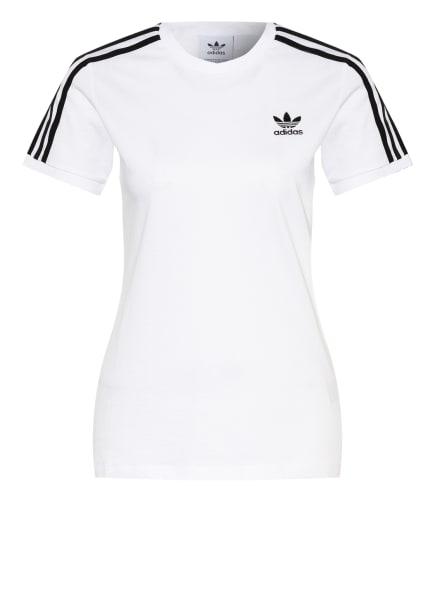 adidas Originals T-Shirt ADICOLOR CLASSICS, Farbe: WEISS (Bild 1)