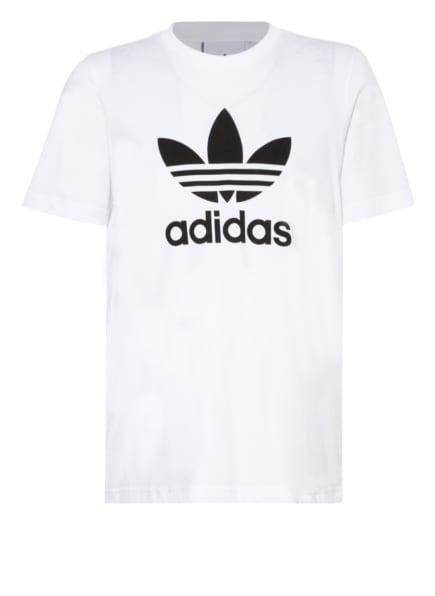 adidas Originals T-Shirt, Farbe: WEISS/ SCHWARZ (Bild 1)