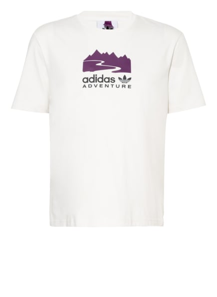 adidas Originals T-Shirt, Farbe: WEISS (Bild 1)