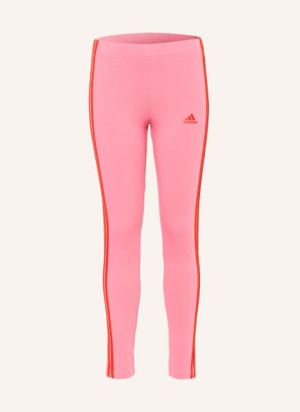 adidas Tights ESSENTIALS, Farbe: ROSA/ ROT (Bild 1)