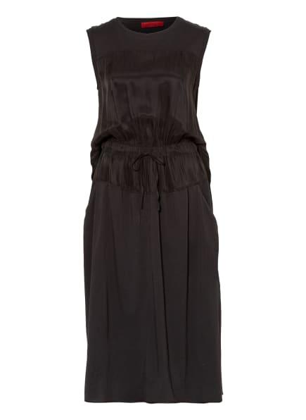 MAX & Co. Kleid CLARISSA im Materialmix , Farbe: SCHWARZ (Bild 1)