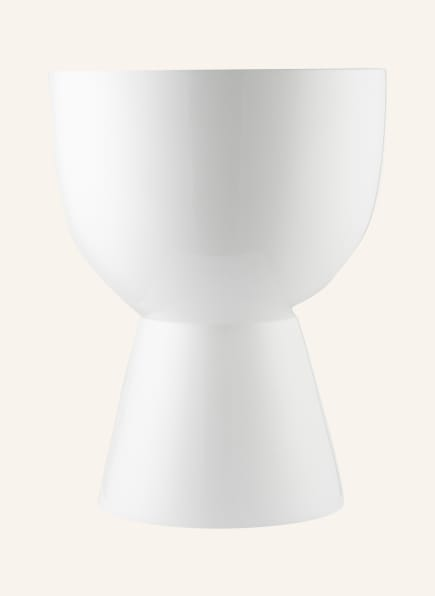 pols potten Hocker TAM TAM, Farbe: WEISS (Bild 1)