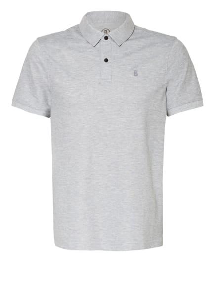 BOGNER Piqué-Poloshirt TIMO Regular Fit, Farbe: HELLGRAU (Bild 1)