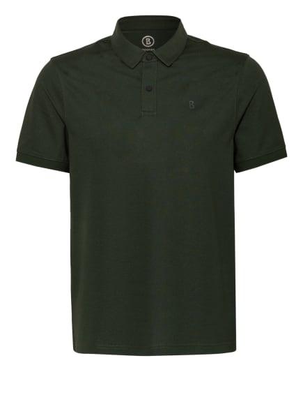 BOGNER Piqué-Poloshirt TIMO Regular Fit, Farbe: DUNKELGRÜN (Bild 1)