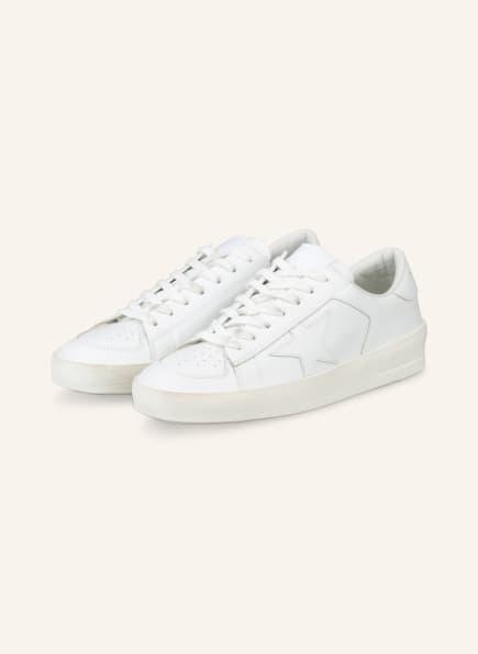 GOLDEN GOOSE Sneaker STARDAN, Farbe: WEISS (Bild 1)
