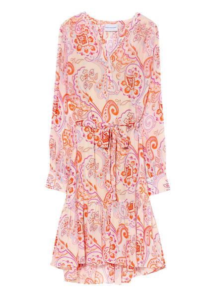 herzensangelegenheit Kleid , Farbe: HELLROSA/ DUNKELORANGE/ LILA (Bild 1)