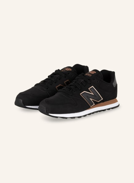 new balance Sneaker 500 CLASSIC, Farbe: SCHWARZ (Bild 1)