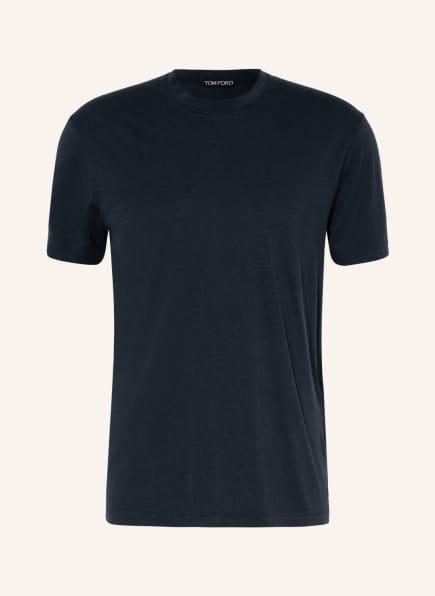 TOM FORD T-Shirt, Farbe: DUNKELBLAU (Bild 1)