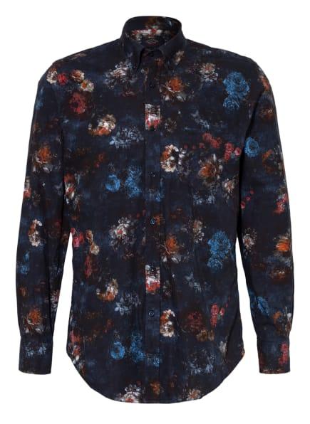 PAUL & SHARK Hemd Regular Fit, Farbe: DUNKELBLAU/ HELLBLAU/ ROT (Bild 1)