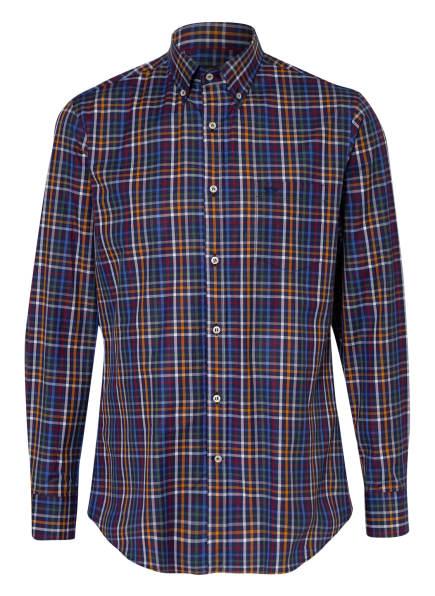PAUL & SHARK Hemd Regular Fit, Farbe: BLAU/ GRÜN/ GELB (Bild 1)
