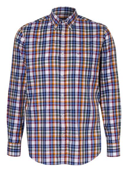 PAUL & SHARK Hemd Regular Fit, Farbe: WEISS/ BLAU/ GELB (Bild 1)