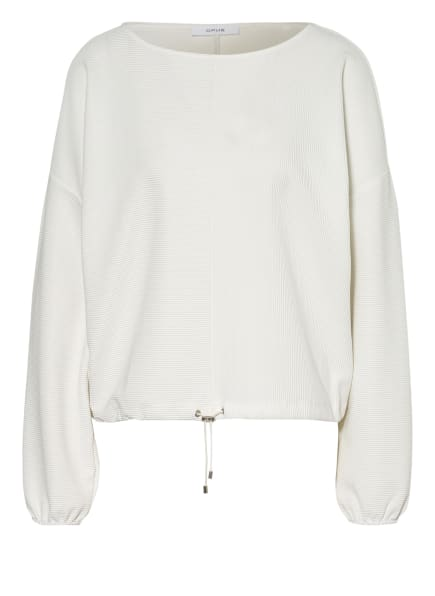 OPUS Sweatshirt GUNETI, Farbe: WEISS (Bild 1)