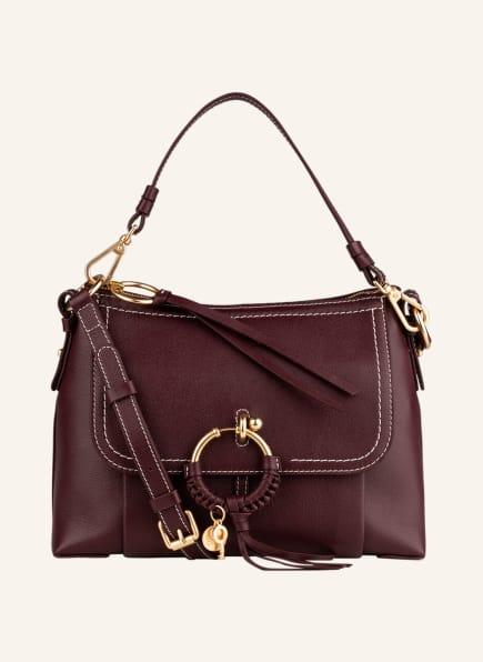SEE BY CHLOÉ Handtasche JOAN, Farbe: 56A Obscure Purple (Bild 1)