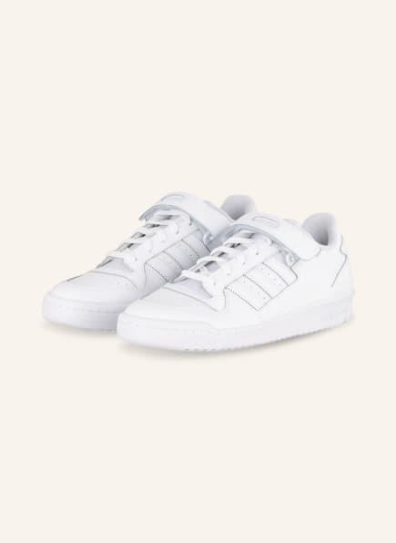 adidas Originals Sneaker FORUM LOW, Farbe: WEISS (Bild 1)