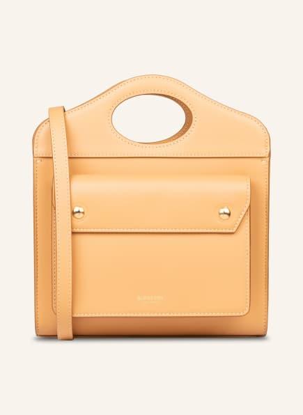 BURBERRY Handtasche POCKET MINI, Farbe: NUDE (Bild 1)