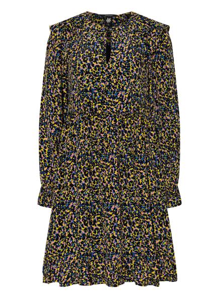 SCOTCH & SODA Kleid , Farbe: SCHWARZ/ GELB/ BLAU (Bild 1)