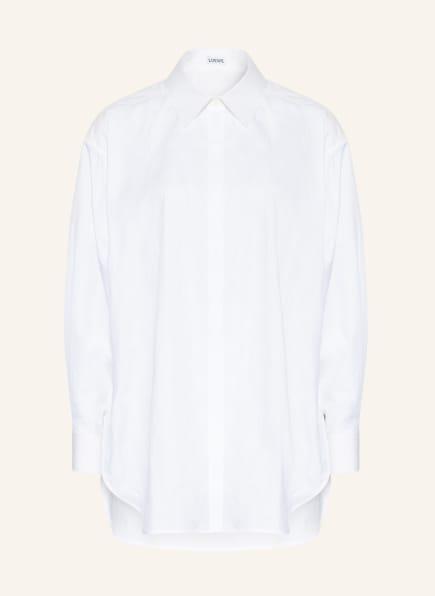 LOEWE Oversized-Hemdbluse , Farbe: WEISS (Bild 1)