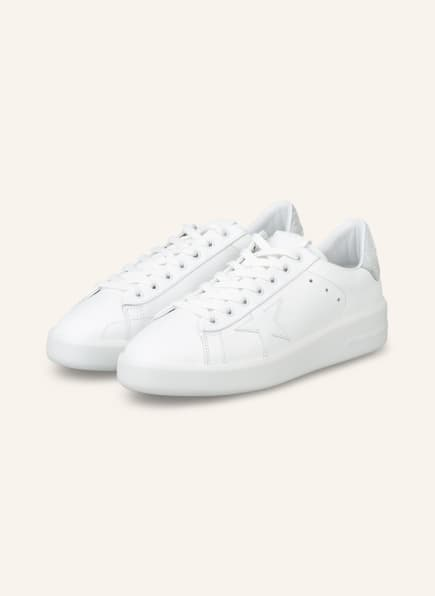 GOLDEN GOOSE Sneaker PURE STAR, Farbe: WEISS (Bild 1)