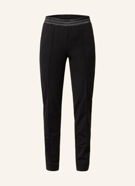 MARC CAIN Hose im Jogging-Stil, Farbe: 900 BLACK (Bild 1)