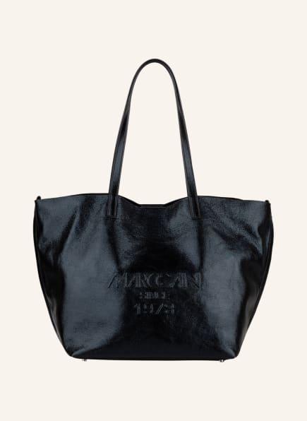 MARC CAIN Shopper mit Pouch, Farbe: 900 BLACK (Bild 1)