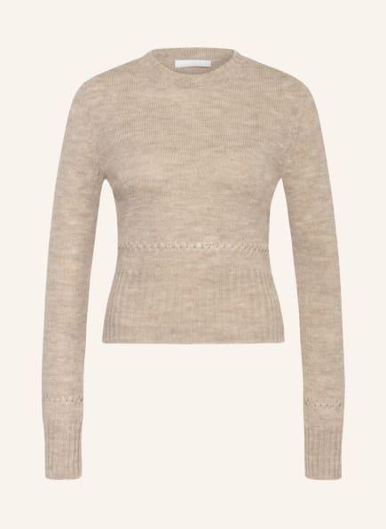 Chloé Pullover, Farbe: HELLBRAUN (Bild 1)